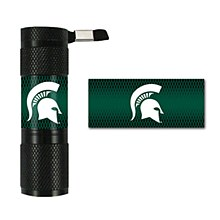 Michigan State University Flashlight 9x LED