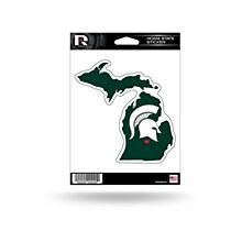 Michigan State Home State Sticker
