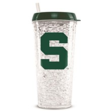 Michigan State University Crystal Freeze Tumbler 16oz