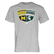 House Divided T-Shirt Heather SM