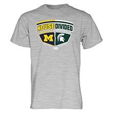 House Divided T-Shirt Heather XL