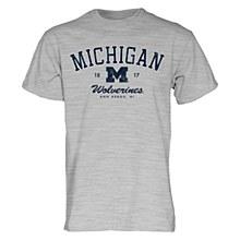Mich T-Shirt Heather XL