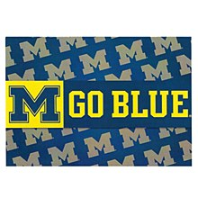 University of Michigan BlanK Greeting Card