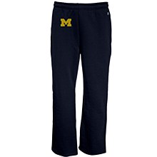 University of Michigan Men's Pickerel Pant Navy Blue