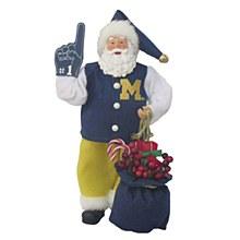 University of Michigan #1 Santa 12''