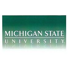Michigan State Uuiversity BlanK Greeting Card