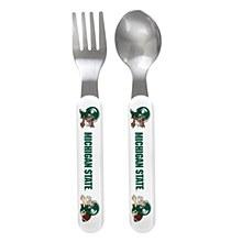 Michigan State University Fork & Spoon