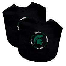 Michigan State University Bibs 2-Pack