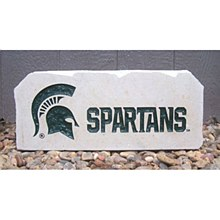 Michigan State University  17-19in Spartan Stone
