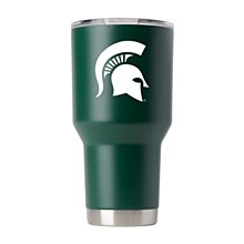 Michigan State University Tumbler - Stainless Steel 30oz Green