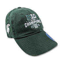 Michigan State Spartans 2018 Big Ten Men's Basketball Championship Locker Room Hat