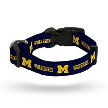 University of Michigan Pet Collar Small