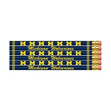 University of Michigan Pencils 6pk