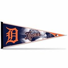 Detroit Tigers 12'' x 30'' Pennant