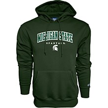 Michigan State University Classic Fleece Hoodie