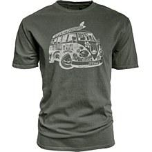 Michigan State University Men's Overdyed Short Sleeve T-Shirt 100% Cotton
