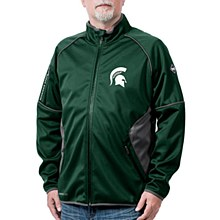 Michigan State University Stadium Softshell Jacket