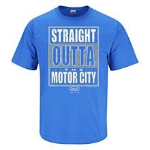 Detroit Lions Outta Motor City Tee Iris
