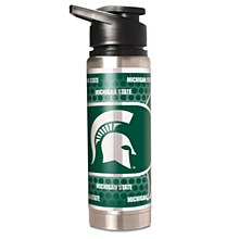 Michigan State University Water Bottle  20oz Double Wall Stainless