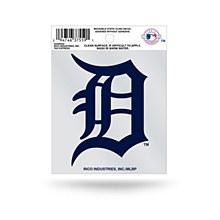 Detroit Tigers Die Cut Static Decal