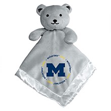 University of Michigan Security Bear Gray/blue