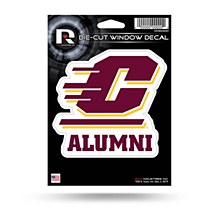 Central Michigan University Alumni Die Cut Decal