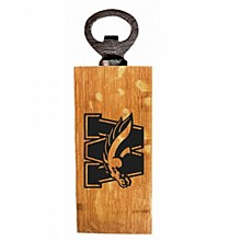 Western Michigan Mini Bottle Opener