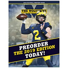 University of Michigan Football Preview 2019