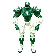 "Michigan State Spartans 10"" Team Cleatus FOX Robot Action Figure Version 2.0"