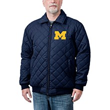 University of Michigan Franchise Clima Quilted Full-Zip Jacket