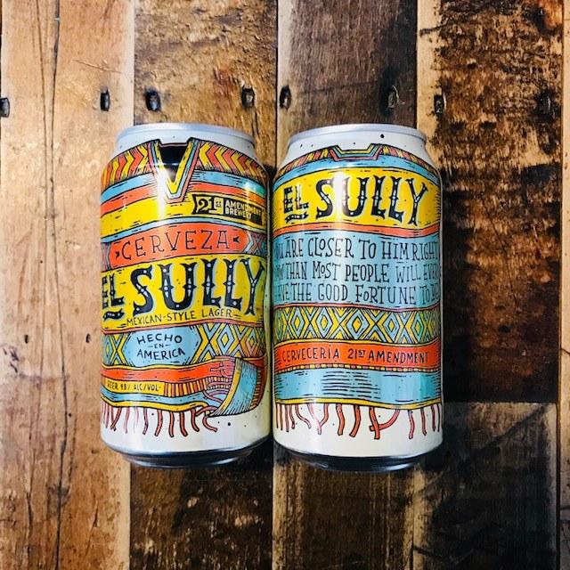 El Sully - 12oz Can