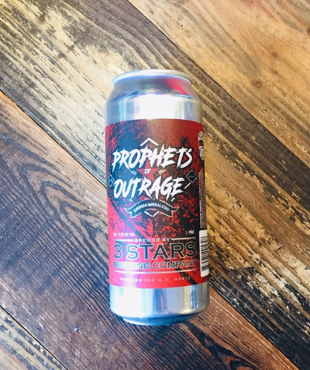 Prophets Of Outrage - 16oz Can