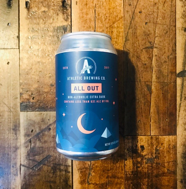 All Out - 12oz Can