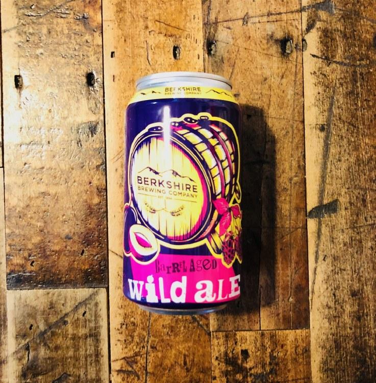 Ba Wild Ale - 12oz Can