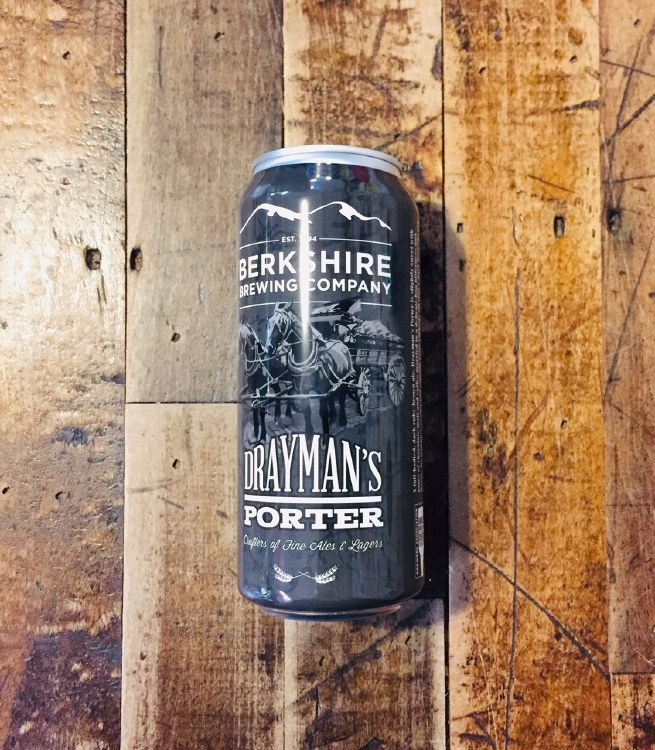 Drayman's Porter - 16oz Can