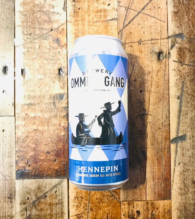 Hennepen - 16oz Can