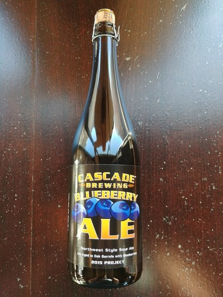 Cascade Blueberry - 750ml
