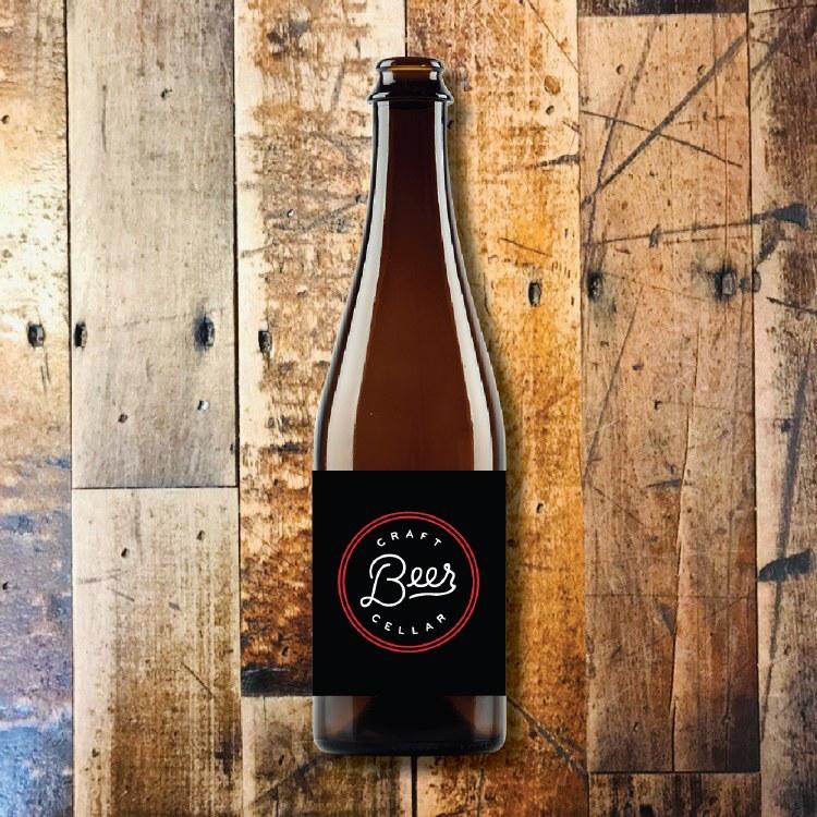 Cranberry Sour Ale - 750ml