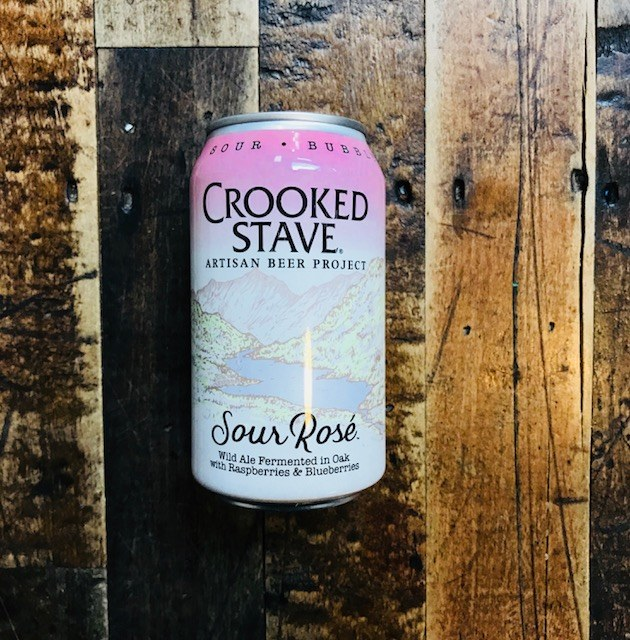 Sour Rose - 12oz Can