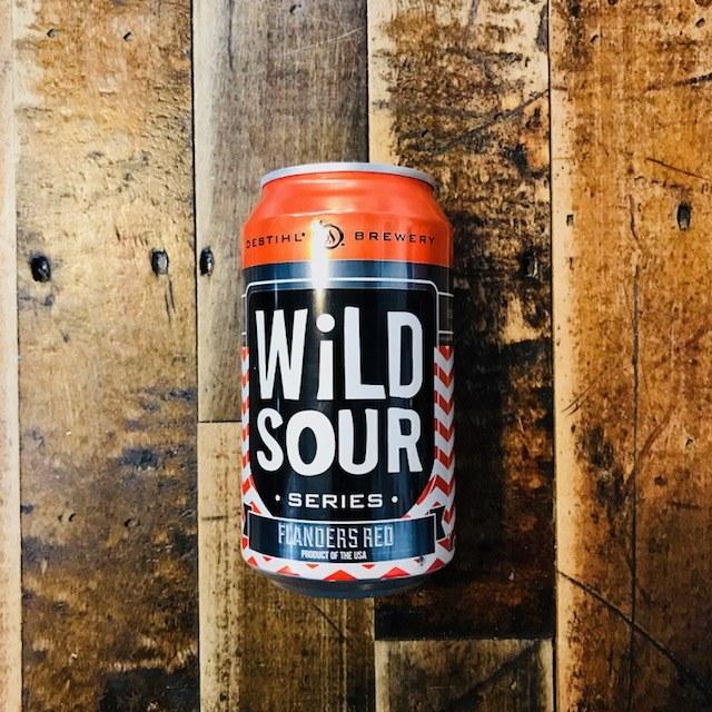 Wild Sour: Flanders - 12ozcan