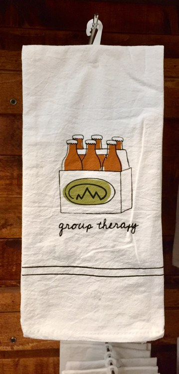 Group Therapy Bar Towel