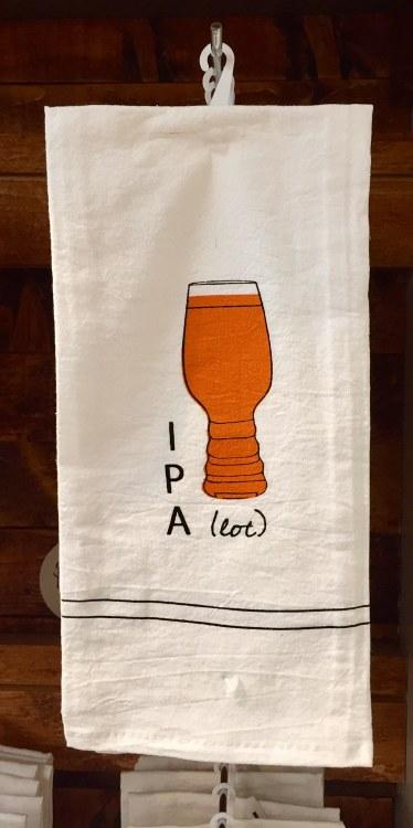 Ipa(lot) Bar Towel