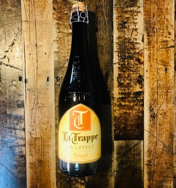 La Trappe Tripel - 750ml