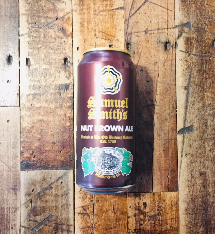 Nut Brown - 500ml Can
