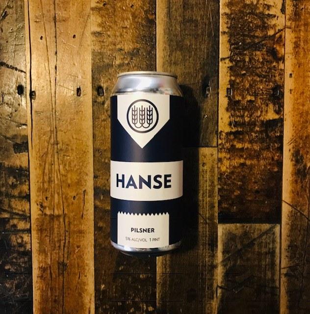 Hanse - 16oz Can
