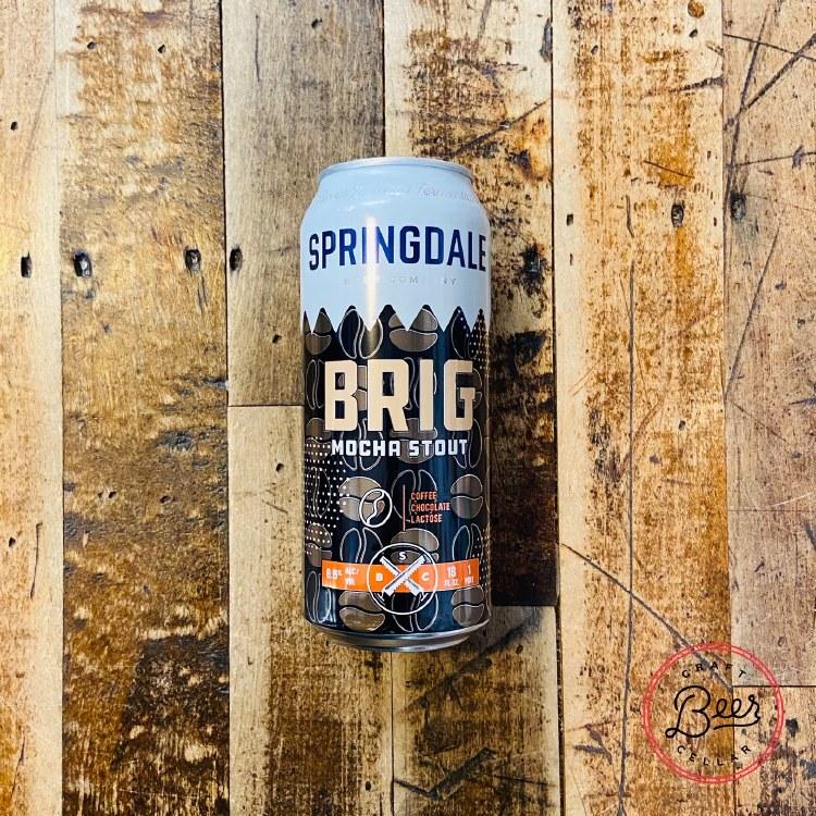 Brigadeiro - 16oz Can