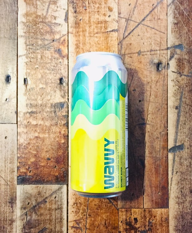 Wavvy - 16oz Can