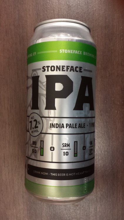 Stoneface Ipa - 16oz Can
