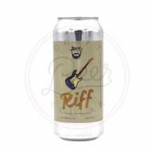 Riff - 16oz Can