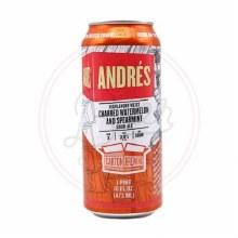 Andrés - 16oz Can